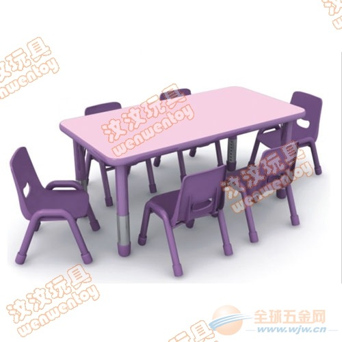 常州儿童六人防火板桌子,幼儿园防火板桌子价格,儿童桌子