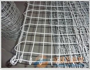 赤壁镀锌勾花铁丝网价格